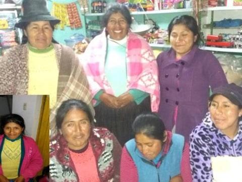 photo of Florcitas De Chacachimpa Group