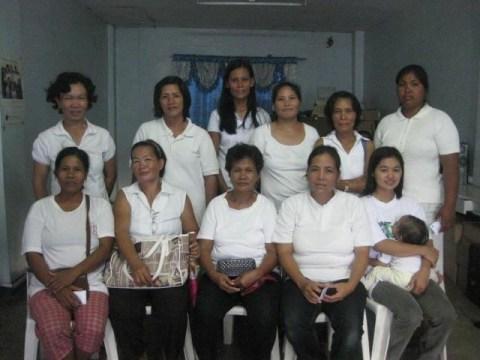 photo of Rowena's Group