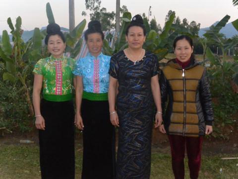 photo of Hương's Group
