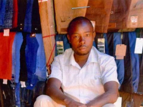 photo of James Mwaniki
