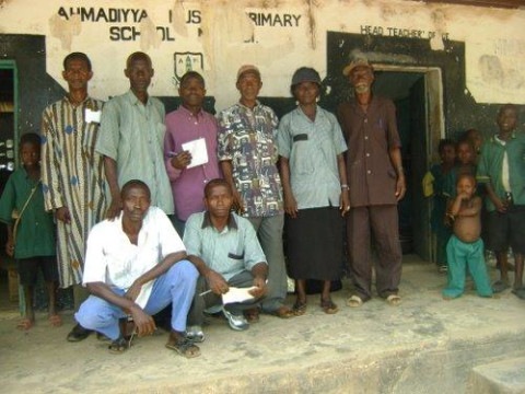 photo of Ibrahim S.m Sesay's Group