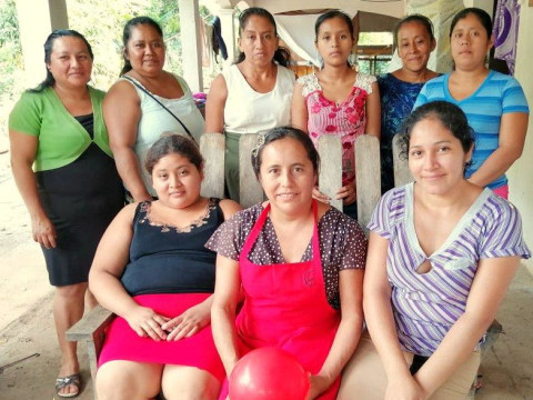 photo of Guerreras De Dios Group