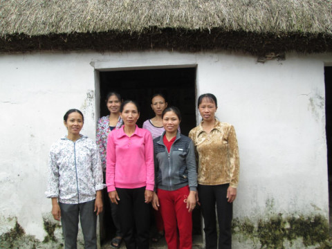 photo of Nhóm 4 - Định Hóa 01 Group