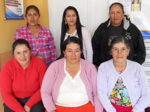 photo of Cumbe  (Cuenca) Group