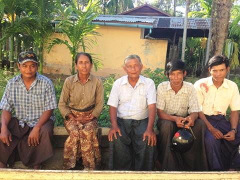 photo of Htein Ta Piin Village