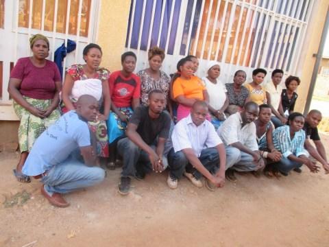 photo of Abunzubumwe Cb Group