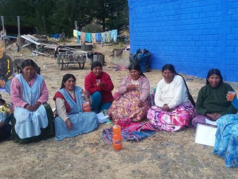 photo of Nuevo Amanecer Group