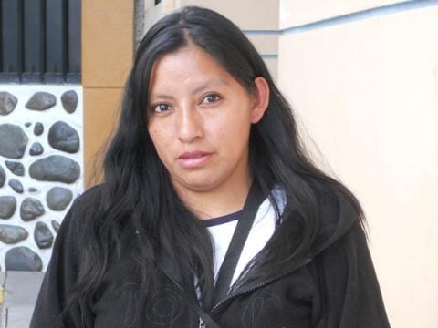 photo of María Angelita