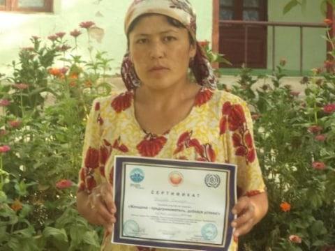 photo of Dilnoza
