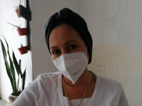 photo of Gina Elizabeth