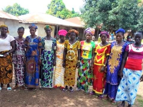 photo of Hawa's Female Farmers Group
