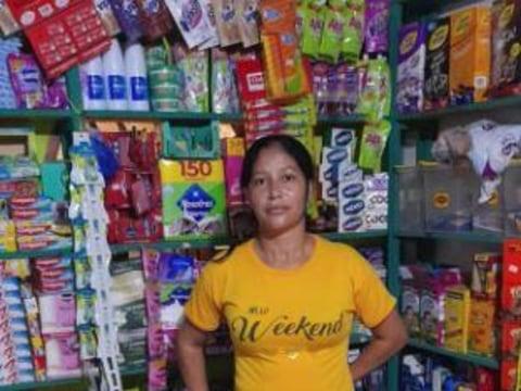 photo of Karina Paola