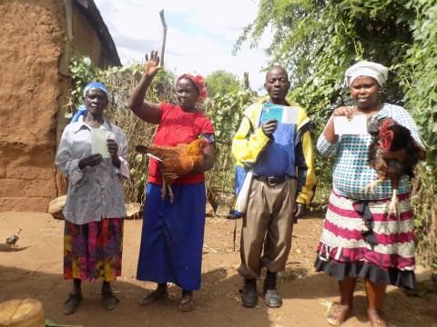 photo of Kisa Self Help Group
