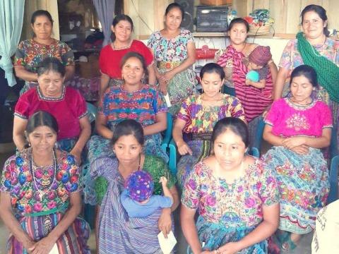 photo of Azucenas De San Jose Yalu Group