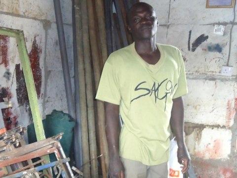 photo of Livingstone Odhiambo