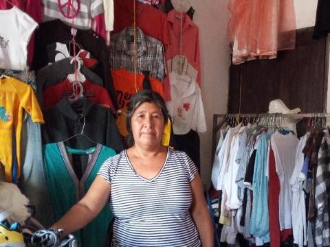 photo of Elvia Francisca
