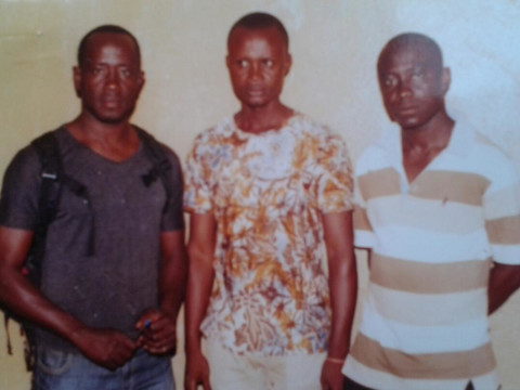 photo of Sorie Ibrahim's Group
