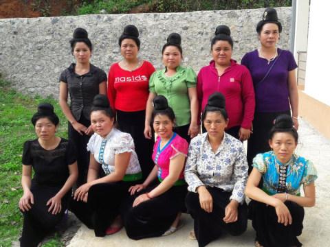photo of Nga's Group