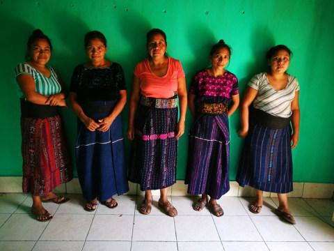 photo of Grupo De Mujeres Las Abejas De Chuinahualate. Group