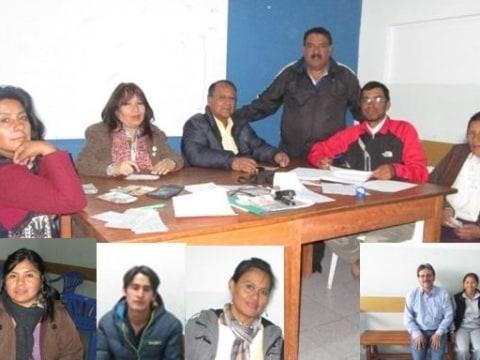photo of Señor De Los Milagros De La Region Group