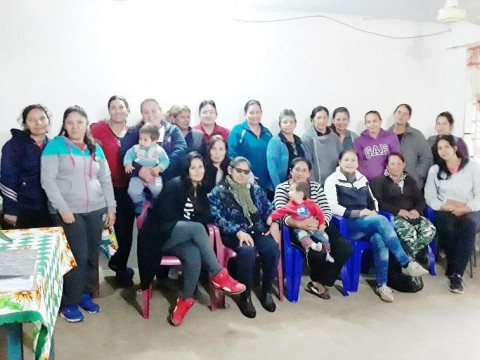 photo of Virgen De Itati Group
