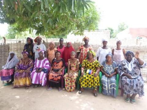 photo of Mariama Talisma's Group