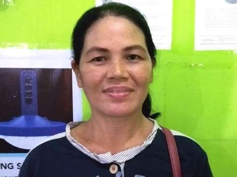 photo of Ma. Analiza
