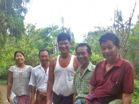 photo of Kyaut Sa Yint Village Group