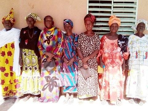 photo of Veronique's Group