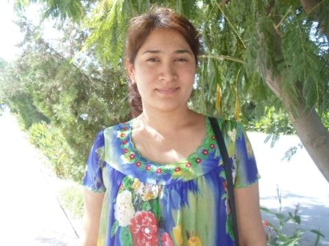 photo of Zarrina