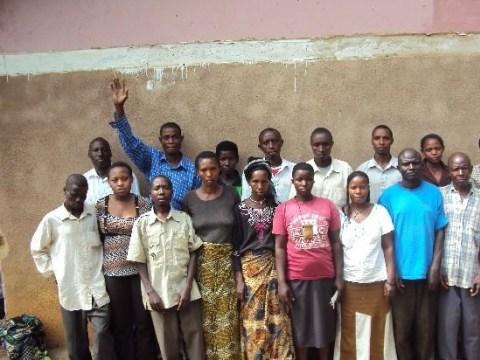 photo of Ntungamo Tukore Twetugure B, Kihihi Group