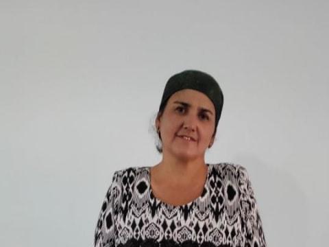photo of Nazokat