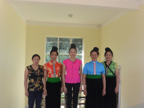 photo of Tuoi's Group
