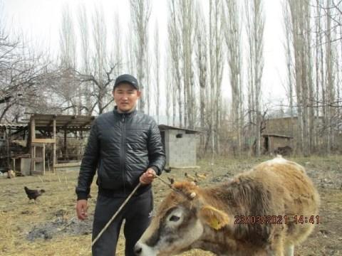 photo of Akzhol