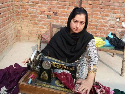 photo of Tahira Parveen