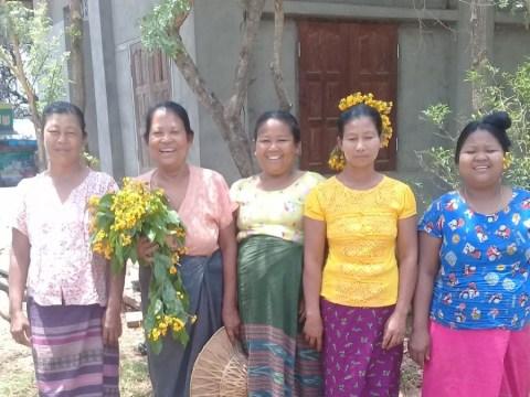 photo of Aing Thar-1(B) Village Group