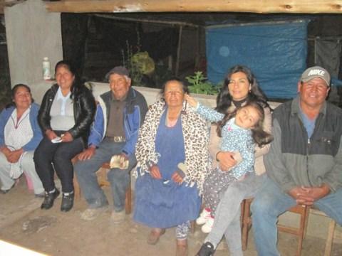 photo of Santa Rosa De Ayllupampa Group
