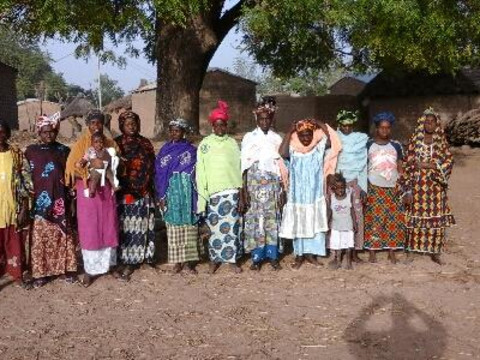 photo of Ngoubadjie's Group