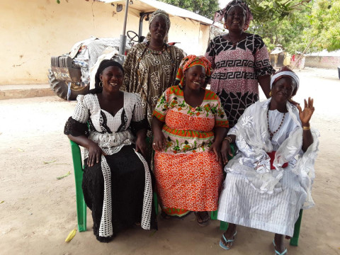 photo of Aïssatou's Group