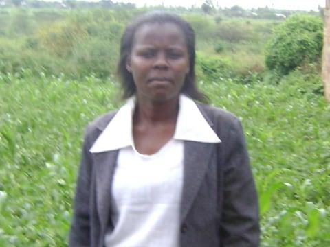 photo of Caroline Mbula