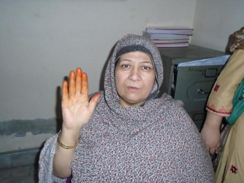 photo of Talat Bibi