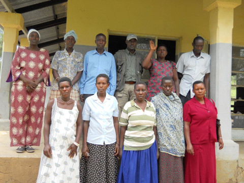 photo of Nyabubare Women's Group-Ntungamo