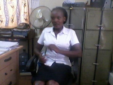 photo of Lucy Ngendo