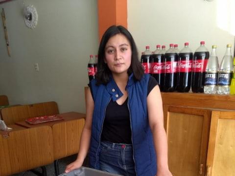 photo of Evelin Alejandra
