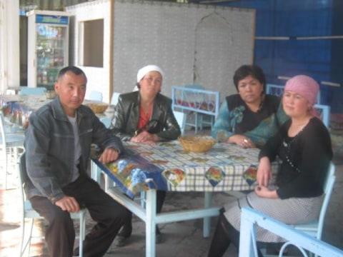 photo of Asylkan's Group