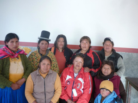 photo of Rosas Lindas Group