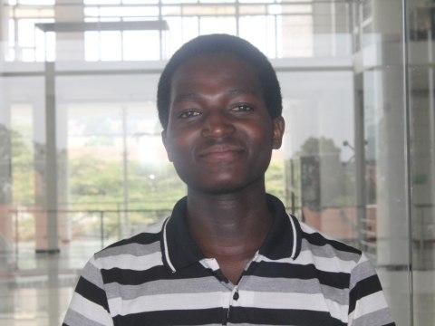 photo of Claude Kamau