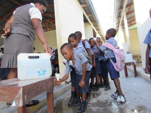 photo of Dlo Haiti