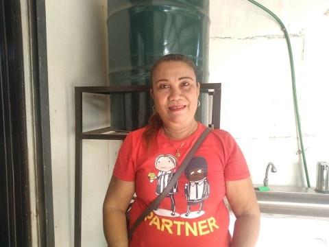 photo of Evangeline
