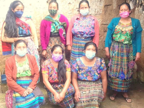 photo of Mujeres Luchadoras Xecococh Group